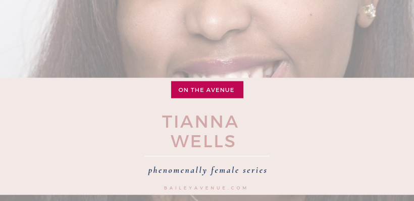 Phenomenally Tianna